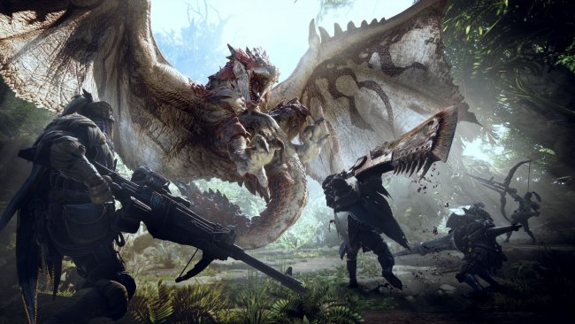 Monster Hunter: World passar både fans och nybörjare