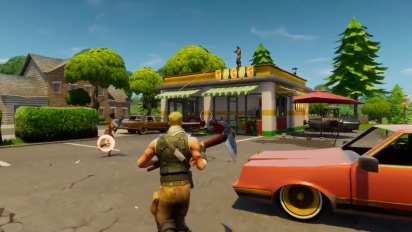 Fortnite - Battle Royale Gameplay Trailer (Play Free Sept. 26)